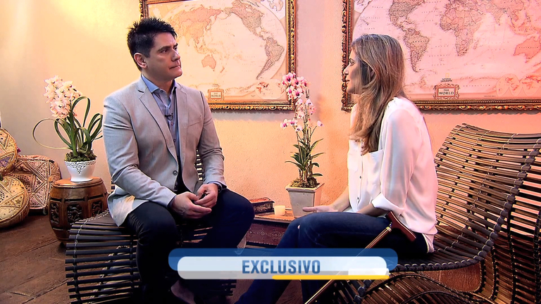 Hoje em Dia desta terça-feira exibe entrevista exclusiva com ...