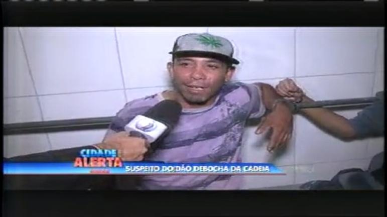 Suspeito brinca com prisão em delegacia de Minas - Minas Gerais ...