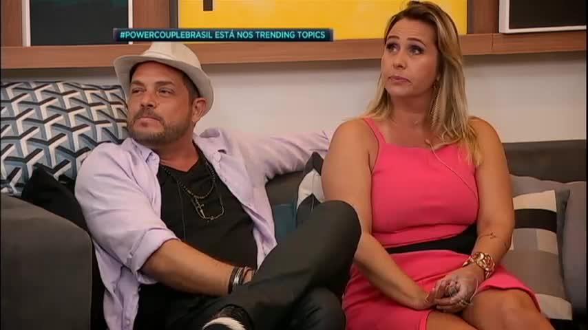 Por votação, Andréia Sorvetão e Conrado são eliminados na última ...