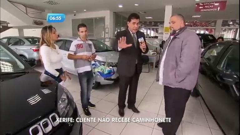 Xerife do Consumidor: casal compra pick up na Fiat mas não recebe ...