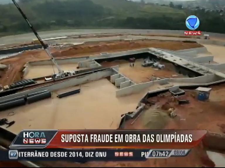 PF investiga suspeita de fraude milionária em obra das Olimpíadas ...