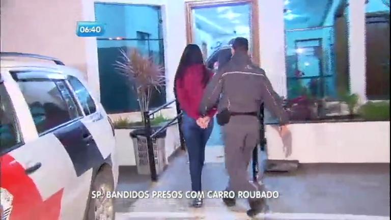 Reação de namorada entrega ladrões em Itaquaquecetuba (SP ...