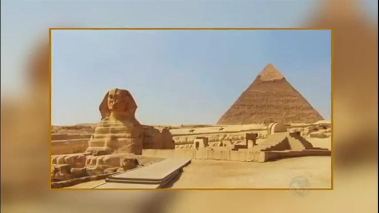 Estado Islâmico ameaça destruir as pirâmides do Egito ...