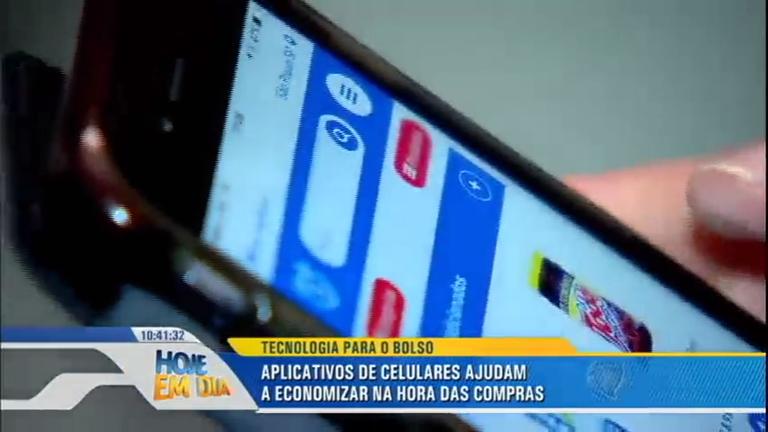 Tecnologia na palma da mão: aplicativo ajuda a economizar nas ...