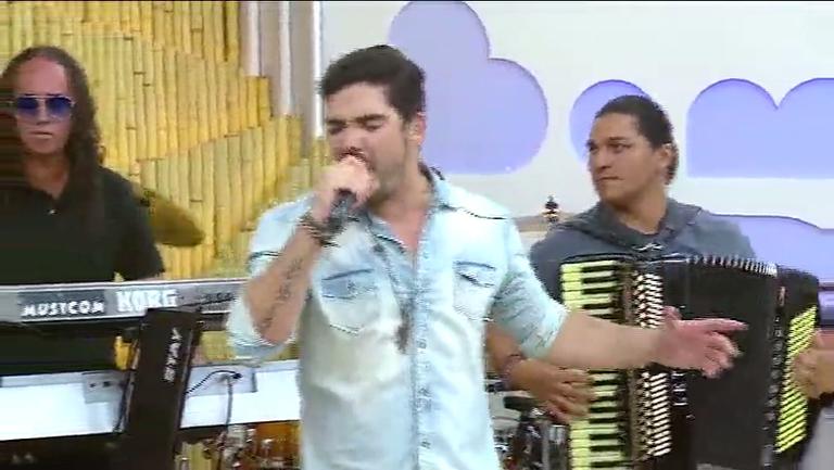Reveja o programa Bom D+ com a banda Forrozão - Bahia - R7 ...