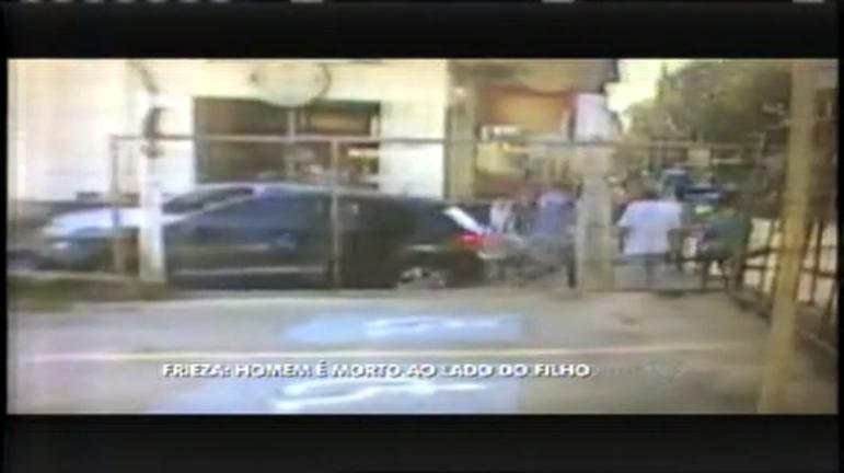 Criança testemunhou execução do próprio pai em Betim - Minas ...