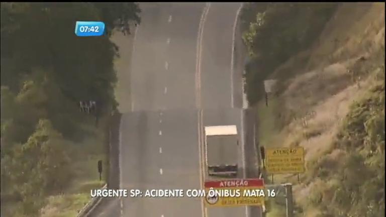 Perigo: imagens mostram o chamado tobogã da rodovia Mogi ...