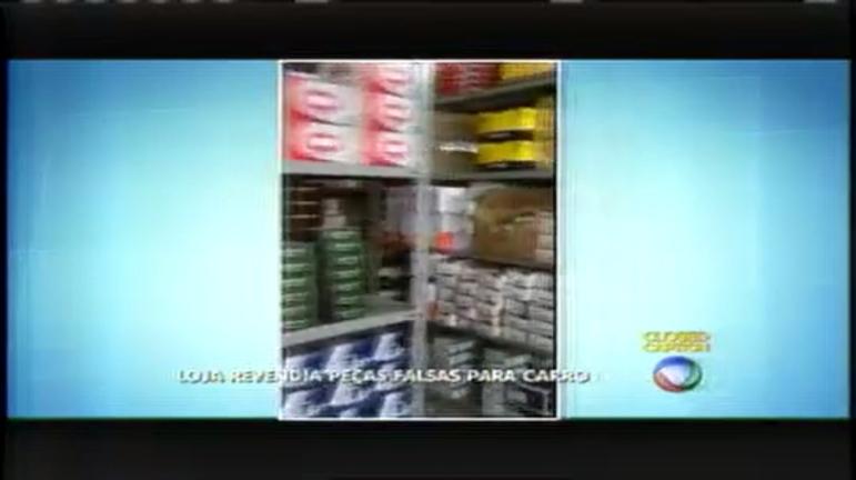 Dono de loja de peças de carro é preso por falsificação de produto ...