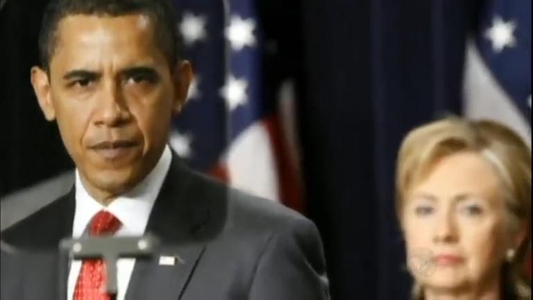 Presidente Barack Obama declara apoio à candidata Hillary Clinton ...