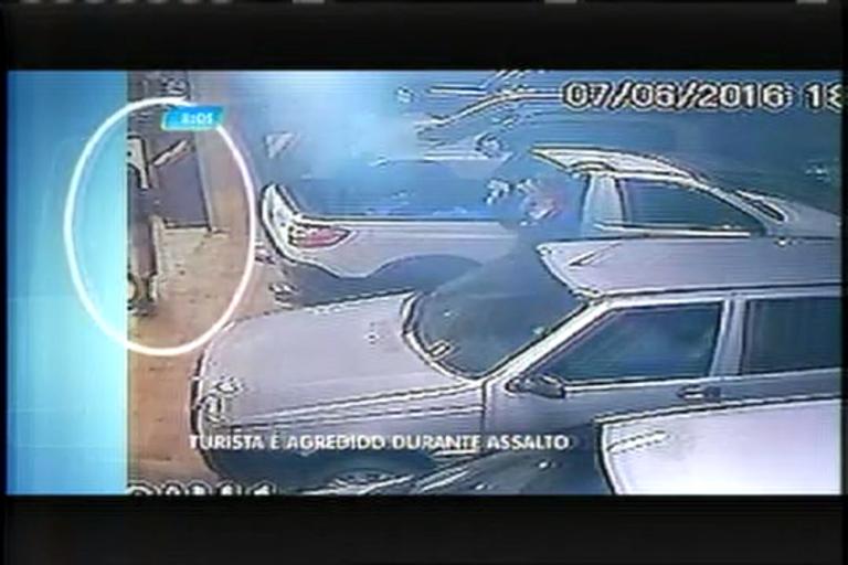 Turista é agredido durante assalto no sul de Minas - Minas Gerais ...