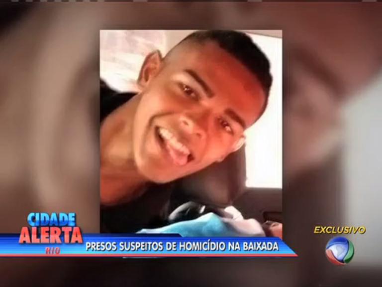 Polícia prende suspeitos de matarem barbeiro em Belford Roxo ...