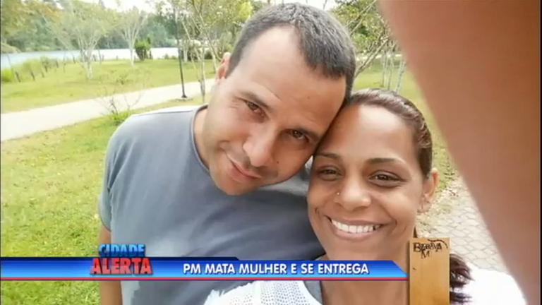 Policial militar é preso em flagrante após matar a esposa em ...