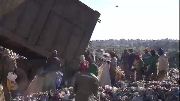 Nova série do JR mostra o problema do desperdício no Brasil ...