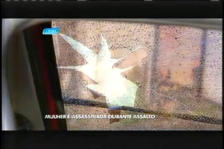 Jovem é assassinada durante tentativa de assalto em Belo Horizonte