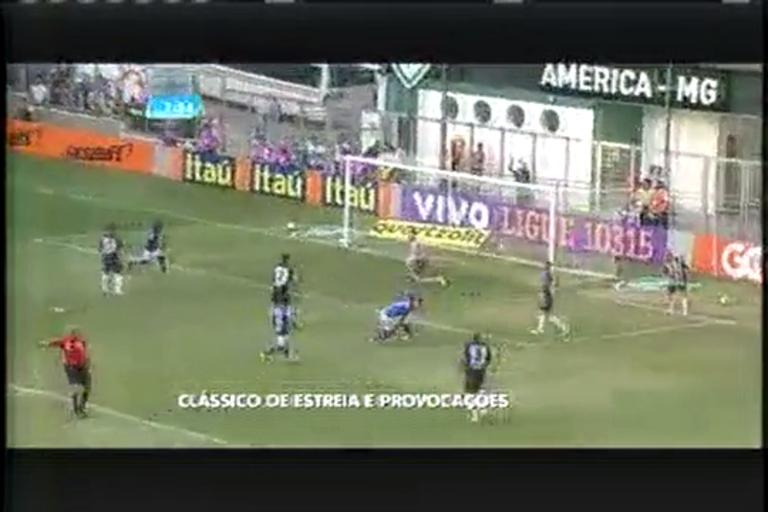 Cruzeiro ganha clássico e Atlético termina rodada na zona de ...