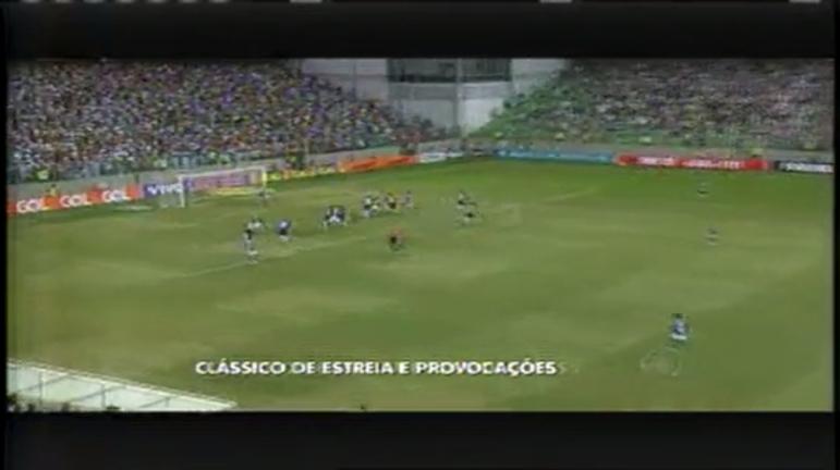 Esporte: Cruzeiro vence o Galo no clássico de estreia do atacante ...