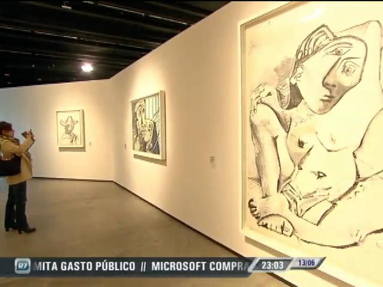 Zapping: exposição em São Paulo mostra raridades de Pablo Picasso