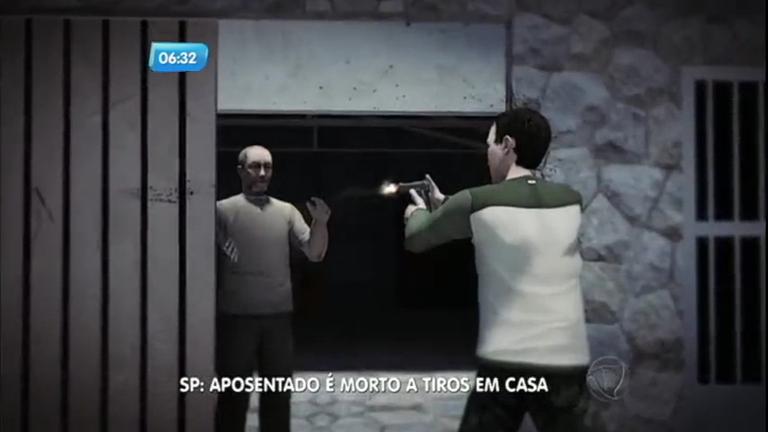Aposentado é assassinado na frente de casa em Carapicuíba (SP ...