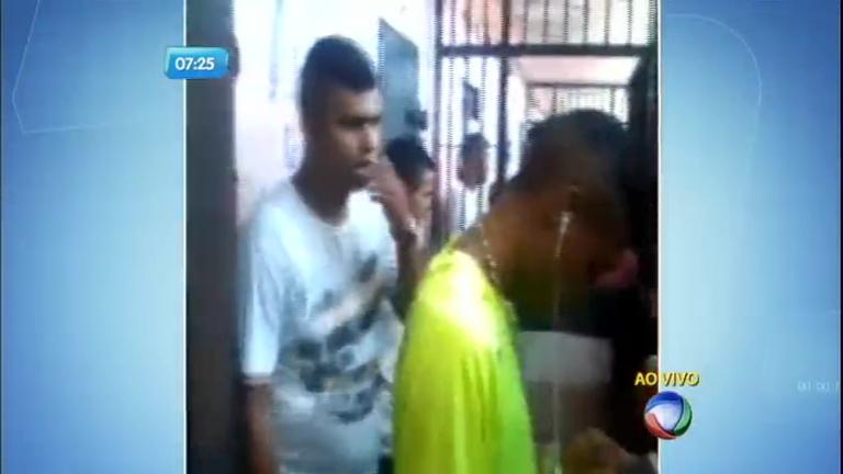 Vídeo mostra farra de presos em Belém ( PA) - Notícias - R7 Balanço ...