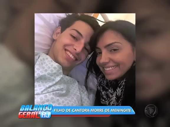 Filho da cantora Eyshila morre por meningite viral; infectologista ...