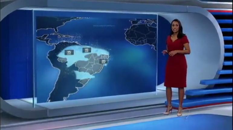 Confira a previsão o tempo para esta quinta-feira (16) em todo o País