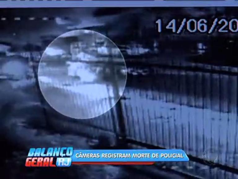 Câmeras registram morte de PM do Batalhão de Choque em Vila ...