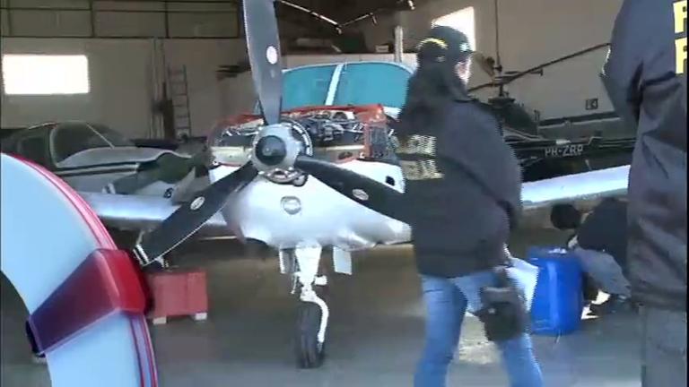 Operação de combate a contrabando aéreo termina com prisão de ...