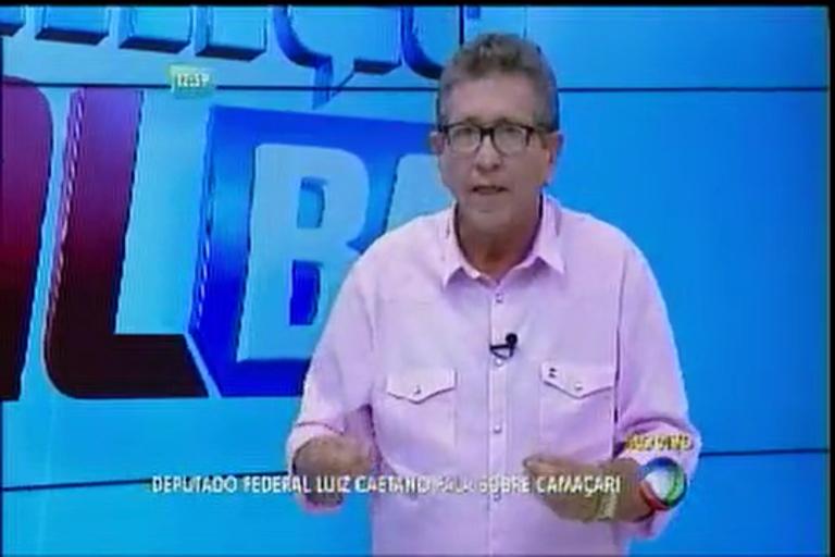 Luiz Caetano fala sobre eleições municipais em Camaçari - Bahia ...