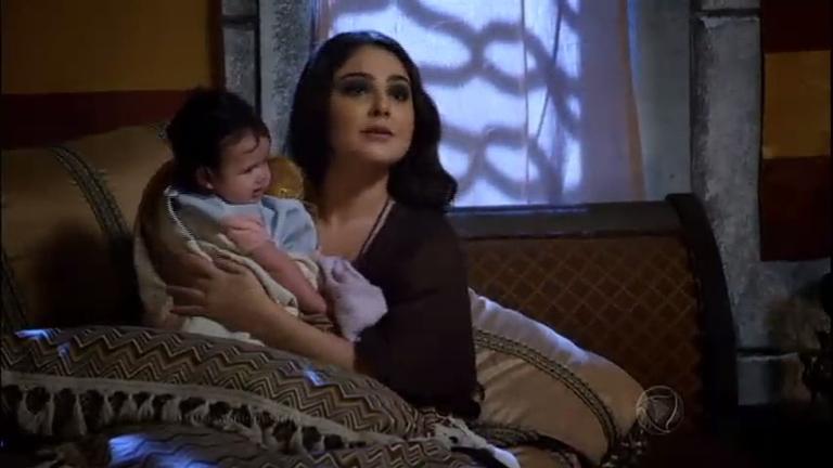 Betânia fica chateada ao sentir que o rei Balaque rejeita sua filha ...