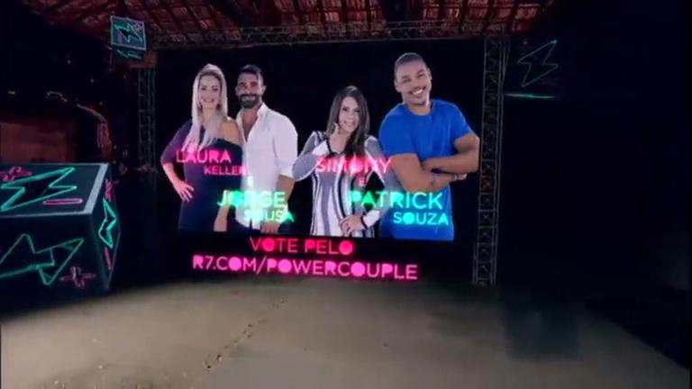 Laura e Jorge ou Simony e Patrick: quem será o casal Power ...