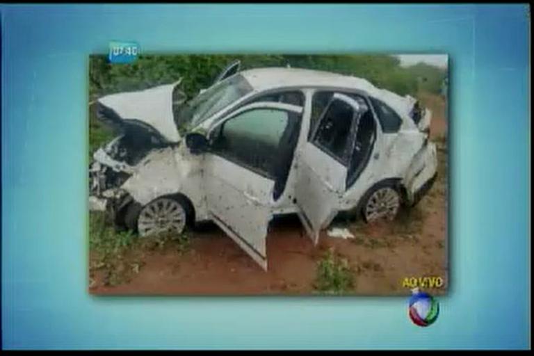 Sargento da Polícia Militar sofre acidente no interior da Bahia ...