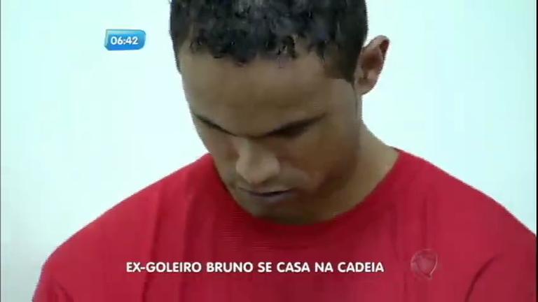 Ex-goleiro Bruno se casa com festa na cadeia - Notícias - R7 ...