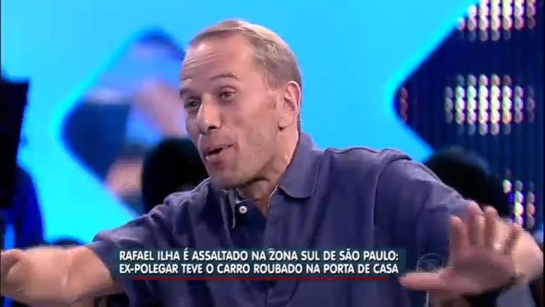 Rafael Ilha tem carro roubado ao ser assaltado na zona sul de São ...