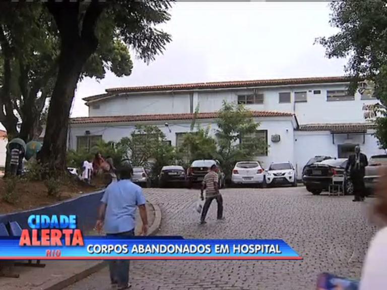 MP encontra 63 corpos abandonados em necrotério de hospital ...