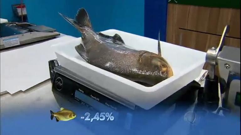 Mais barato, peixe assume o lugar da carne e se torna preferência ...