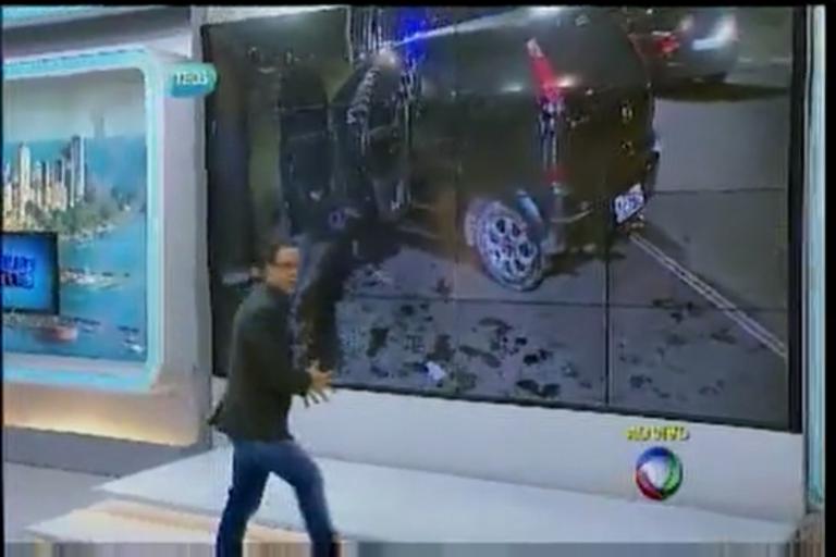 Perseguição, tiros e desespero na avenida Paralela - Bahia - R7 ...