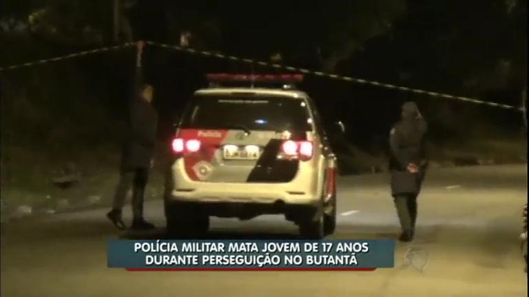 Jovem de 17 anos é morto durante perseguição policial em SP ...