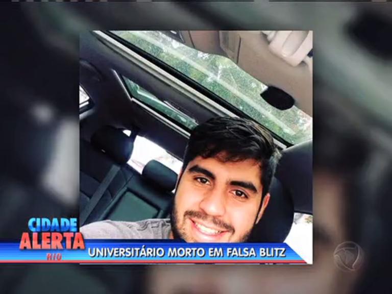 Estudante morre ao tentar escapar de falsa blitz em Maricá - Rio de ...