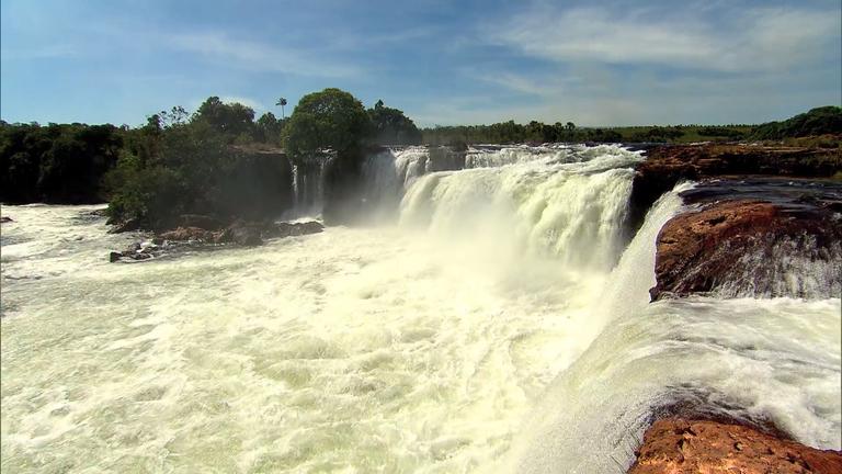 Câmera Record se aventura pelo Jalapão, um paraíso natural ...