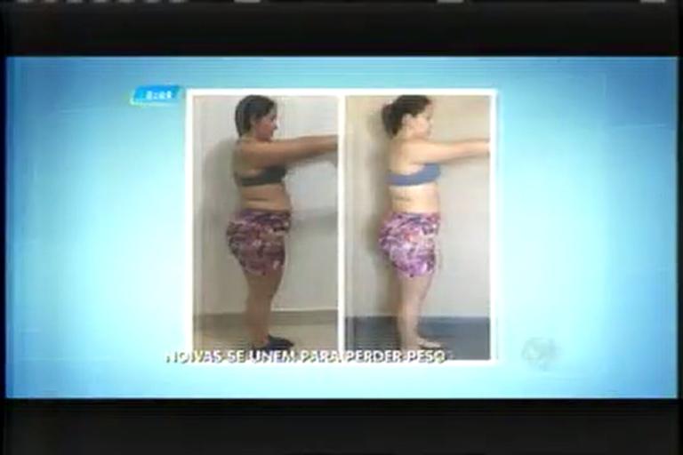 Noivas Fitness: mulheres se unem para perder peso antes do casamento