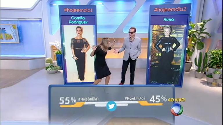 Batalha dos Looks confronta figurinos de estrelas da TV ...