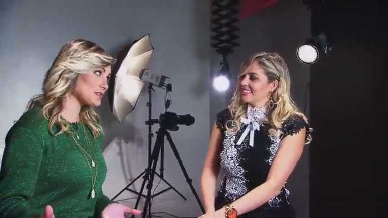 Domingo Show prepara surpresa para modelo que sobreviveu a tiro ...