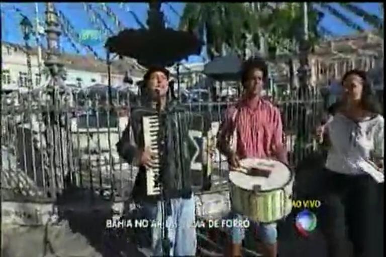 Bahia no Ar no Clima de Forró