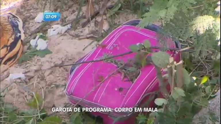 Corpo de prostituta é encontrado dentro de mala em Pedro ...