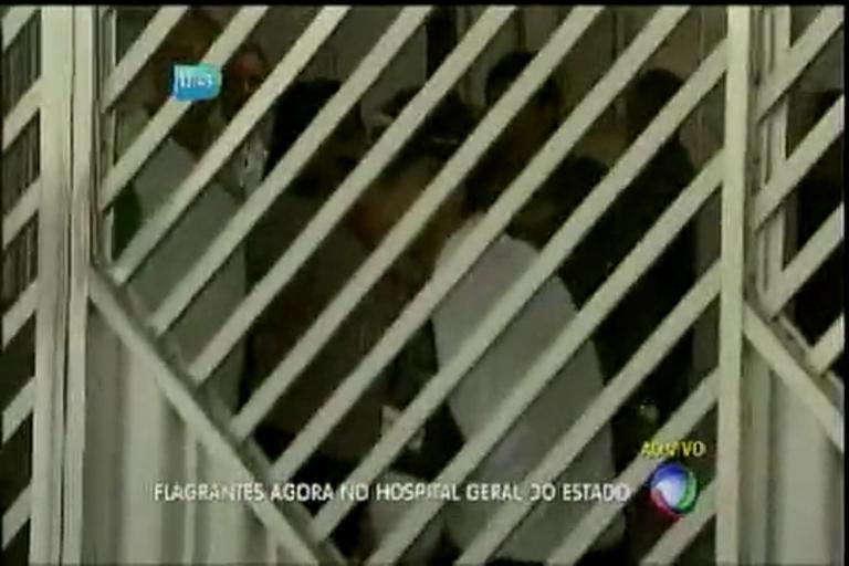48 queimados são atendidos no HGE - Bahia - R7 Balanço Geral BA