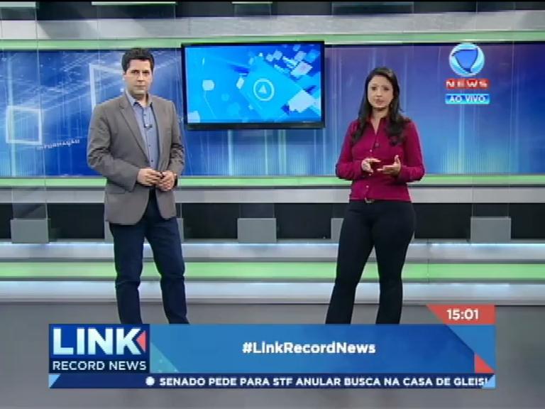 Acompanhe a segunda edição do Link Record News desta sexta (24) na íntegra