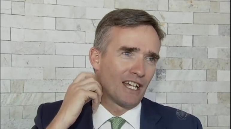 Governo diz que Brasil está pronto para instabilidade externa; embaixador britânico nega aversão a estrangeiros