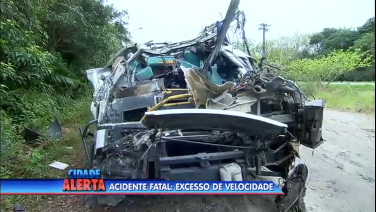Problema nos freios e excesso de velocidade provocaram acidente com estudantes na Mogi-Bertioga (SP)