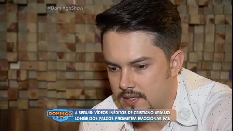 Empresário que estava no carro de Cristiano Araújo fala sobre ...