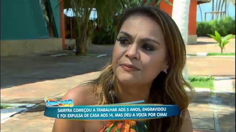 Batalhadora: Faro revela história de superação da cantora de forró ...
